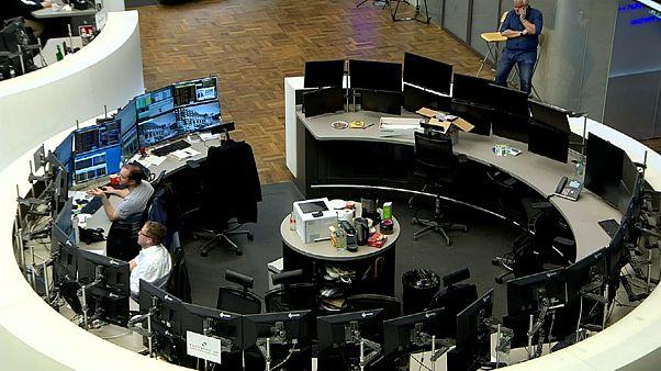 La Borsa di Francoforte