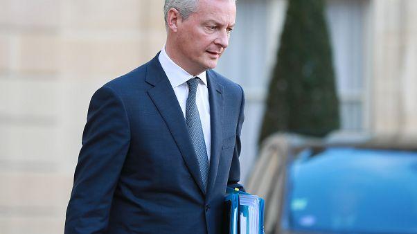 Fransa Ekonomi ve Maliye Bakanı Bruno Le Maire