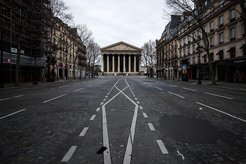 JOEL SAGET/ AFP