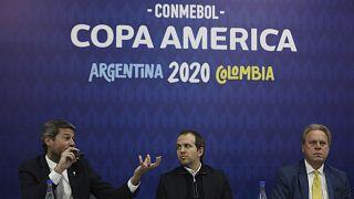 صورة لمنظمو كوبا أميركا