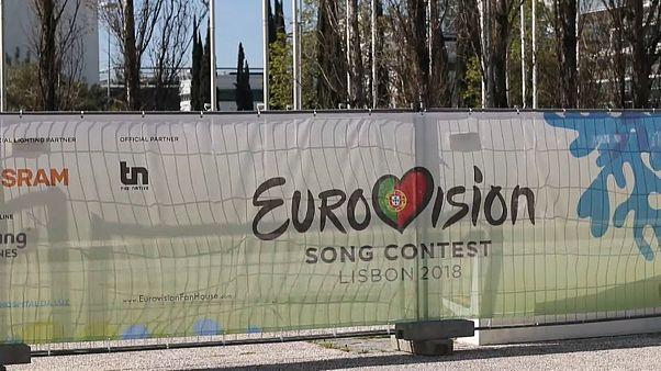 Eurovisão, Glastonbury e digressão dos Stones: Tudo cancelado