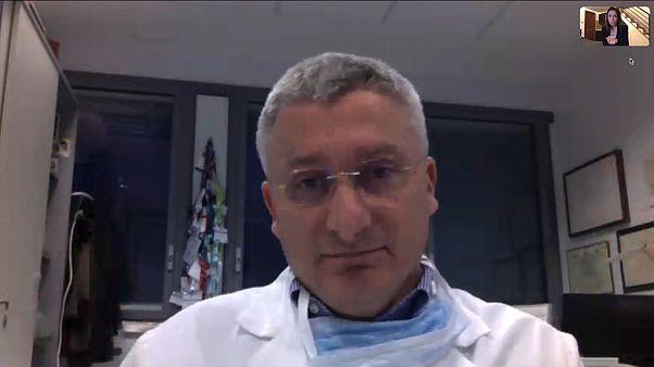 Dr. Lorenzo D'Antiga