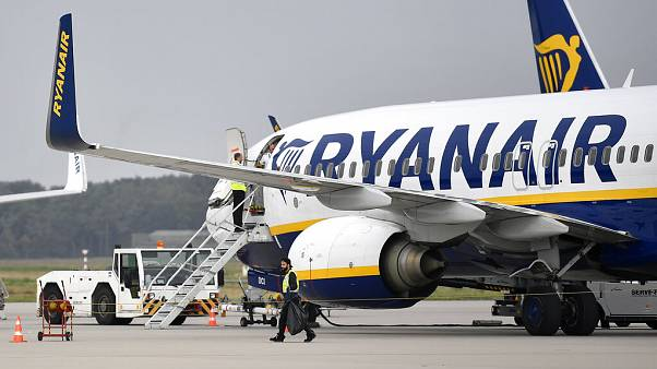 Ryanair is grounding nearly all its flights in response to the coronavirus crisis