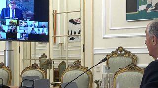 Covid-19: Assembleia da República aprova declaração de estado de emergência em Portugal