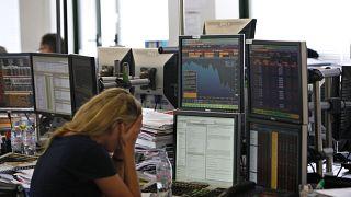Le Coronavirus enfonce un peu plus les marchés boursiers