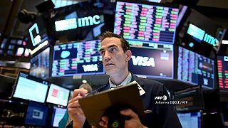 Обвал на биржах и нефть за 25$