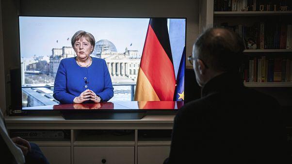 ألمانيا تعتزم مواجهة كوفيد-19 بخطة مساعدة غير مسبوقة بقيمة 822 مليار يورو