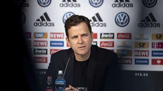 مدير منتخب ألمانيا لكرة القدم أوليفر بيرهوف