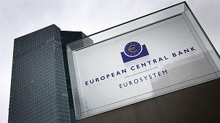 Le siège de la BCE à Francfort en Allemagne, le 12 mars 2020.