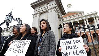 «ویروس چینی»؛ افزایش نگرانیها از تاثیر سخنان ترامپ بر رشد نژادپرستی