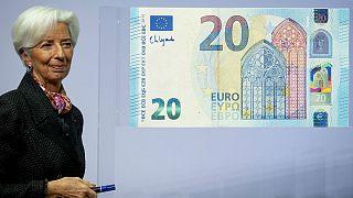 رونمایی از طرح اضطراری بانک مرکزی اروپا؛ بورس پاریس و مادرید سبزپوش شدند