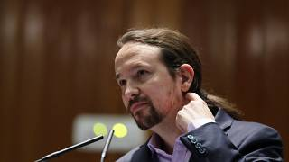 Pablo Iglesias was a political novice before he emerged to lead the Podemos party.