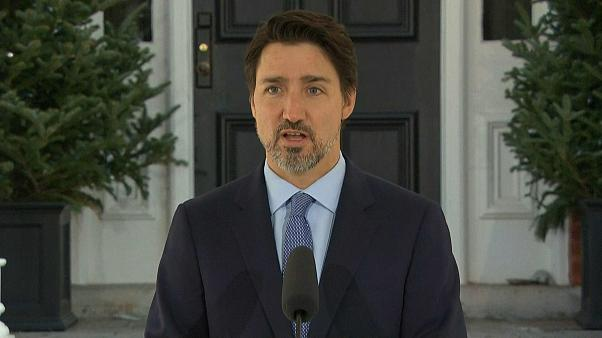 Kanada Başbakanı Justin Trudeau, koronavirüs salgını sürecinde ülkesinde alınacak ekonomik önlemleri açıkladı