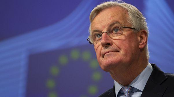 Koronavírusos Michel Barnier brexit-ügyi főtárgyaló