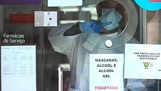 Estado de Emergência em Portugal devido ao surto de Covid-19
