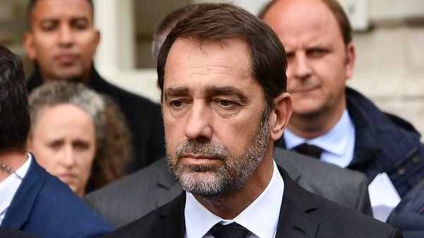 Fransa İçişleri Bakanı Christophe Castaner