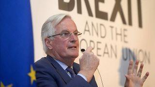 NORTHERN IRELAND Barnier
