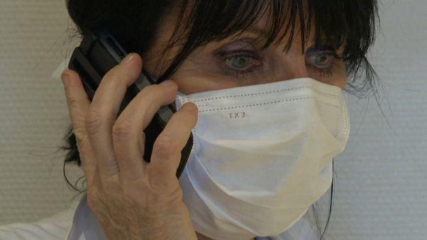 Coronavirus : les hôpitaux français se préparent à accueillir plus de patients