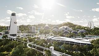 """مشروع بناء """"سفينة نوح"""" المعاصرة يبدأ قريباً في جنوب إفريقيا"""
