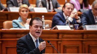 Romanya Başbakanı Ludovic Orban