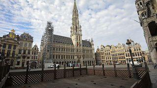 الساحة الكبيرة في بروكسل
