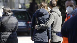 Bergamo: Tote können nicht mehr beerdigt werden