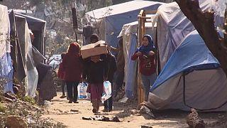 Miles de refugiados, desprotegidos ante la amenaza del coronavirus