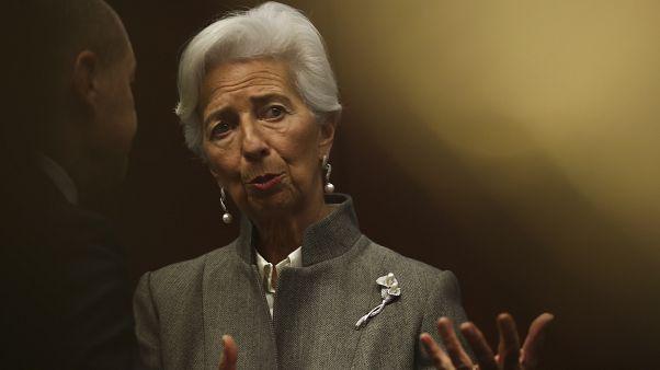 Christine Lagarde,Olaf Scholz