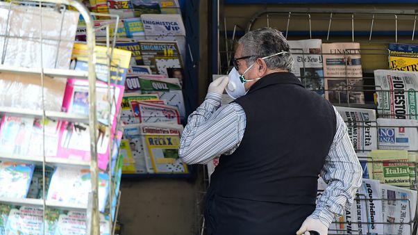 İtalya'da yeni tip koronavirüsten (Covid-19) ölenlerin sayısı üç bine çıktı