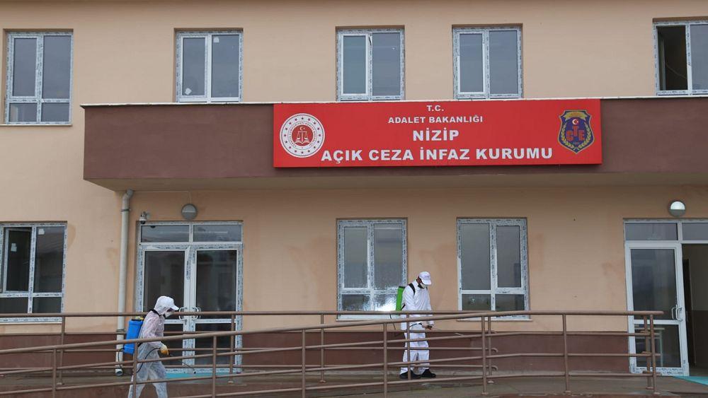 turkiye de koranavirus affi gundemde 100 bin kisiye tahliye yolu acilabilir euronews