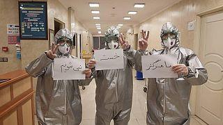 تعداد قربانیان ویروس کرونا در ایران به مرز سه هزار نفر نزدیک شد