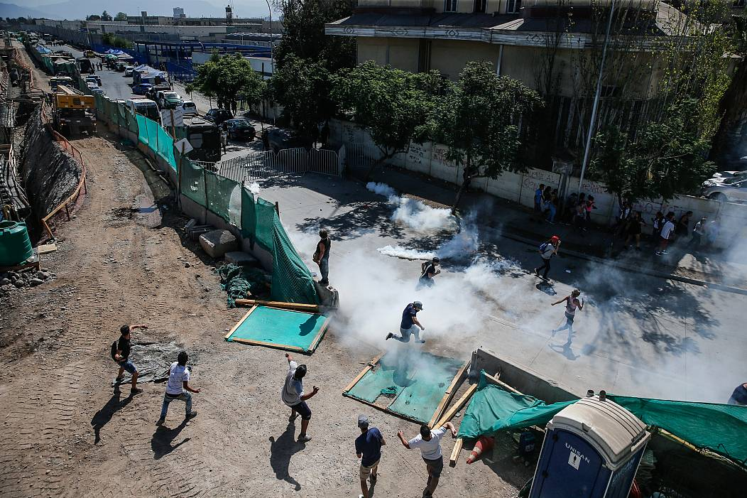 JAVIER TORRES/AFP