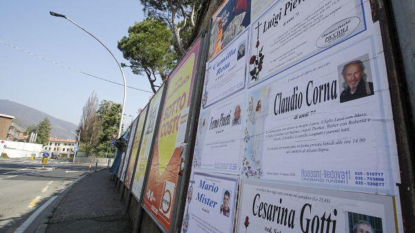 Italy Virus Outbreak Italy's Epicenter