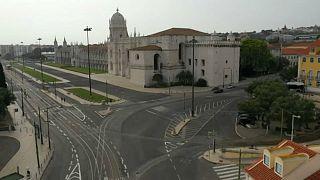Portugal com mais mortes e casos de COVID-19