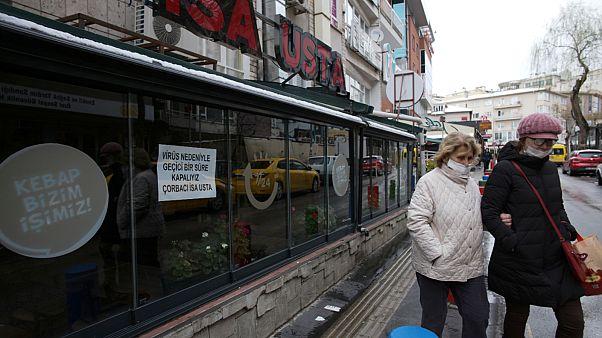 تركيا تعتقل 64 شخصاً بسبب منشورات حول كورونا