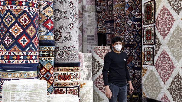 Koronavírus - Irán, Koronavírus - Irán, Koronavírus - Irán