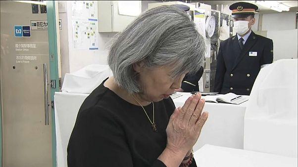 Япония вспоминает жертв теракта в токийском метро