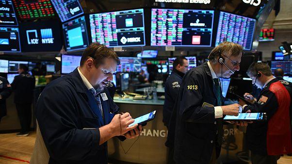 Wall Street : la pire semaine depuis 2008