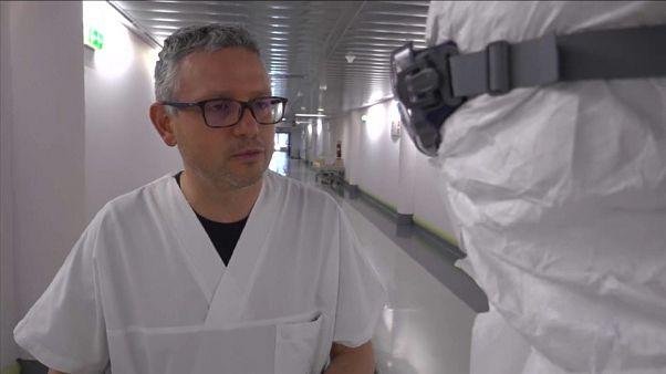 Koronavírus: kritikus állapotok Olaszországban