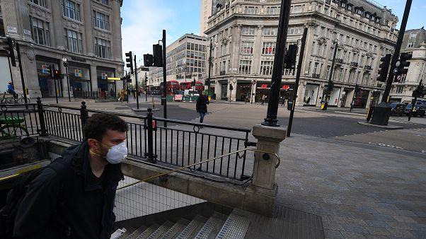 Koronavírus - Nagy-Britannia