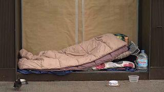 COVID-19: O drama dos sem-abrigo