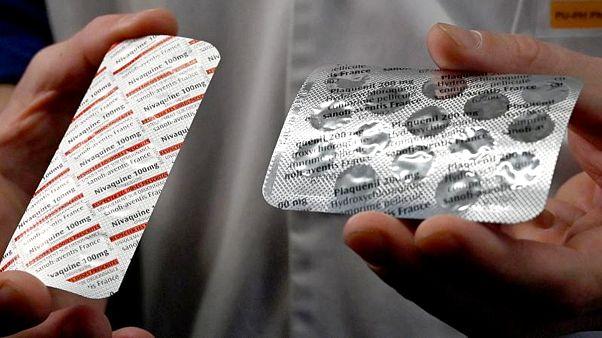 Plaquenil ilacı (hidroksiklorokin)