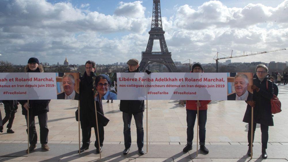 Irán libera al investigador francés Roland Marchal en un acuerdo de intercambio 1