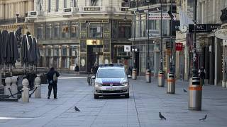 Covid-19 faz disparar multas na Áustria