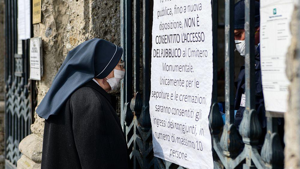 El alcalde italiano afirma que la cifra real de muertos por COVID-19 probablemente sea mucho mayor 5