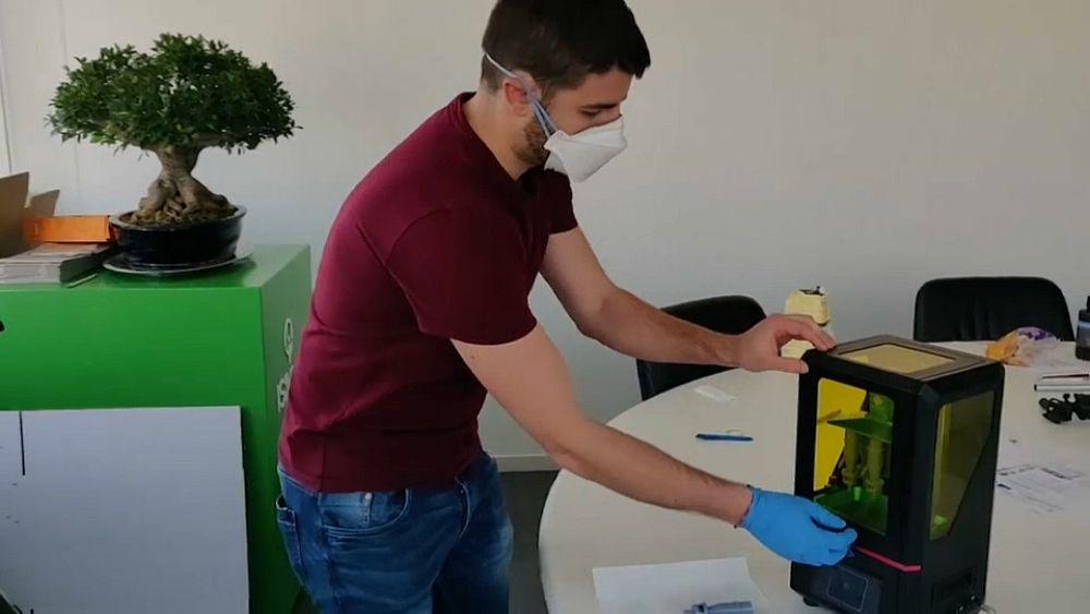 La crisis del coronavirus desencadena una carrera por soluciones ingeniosas 1