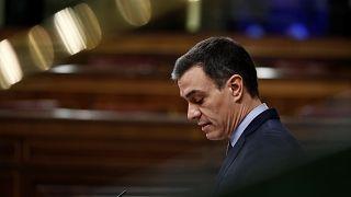 """Pedro Sánchez warnt: """"Es werden noch härtere Tage kommen"""""""