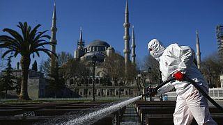 Türkei im Kampf gegen Covid19
