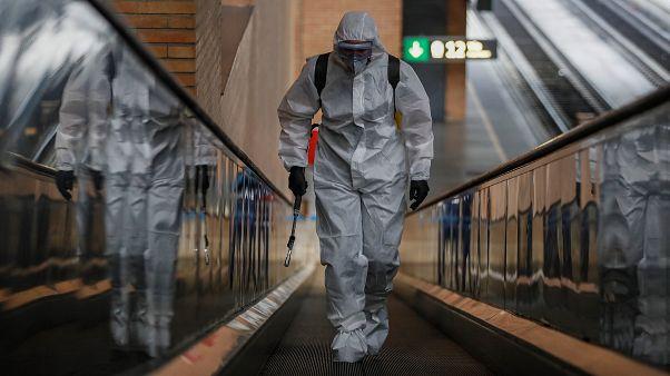 Coronavirus : l'Espagne mobilise des moyens matériels et humains supplémentaires