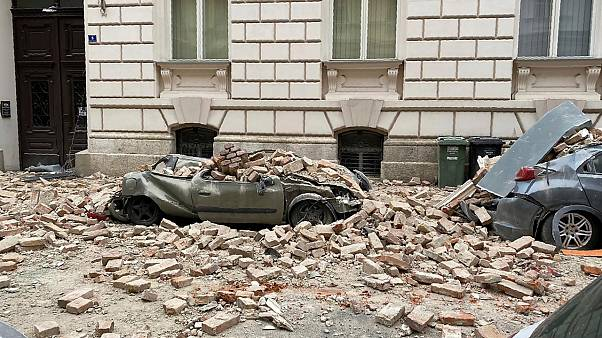 Croatia rocked by 5.3 magnitude quake